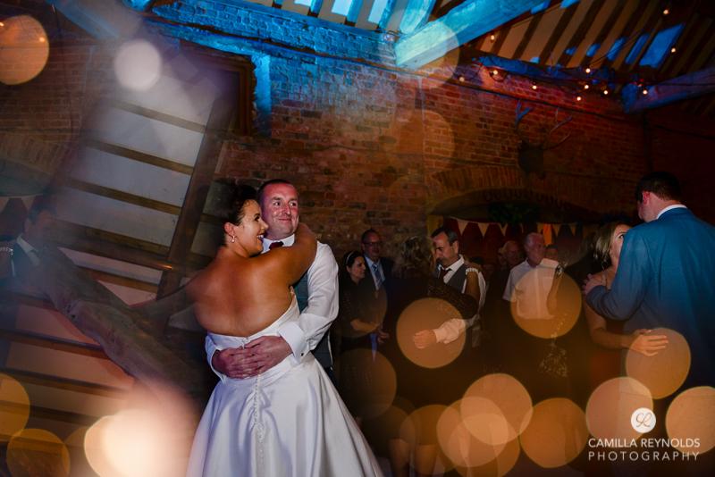 first dance wedding vibrant creative photography