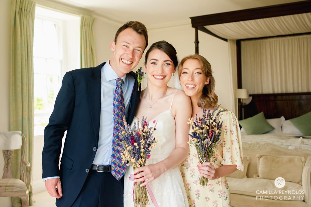 wedding group shots natural matara