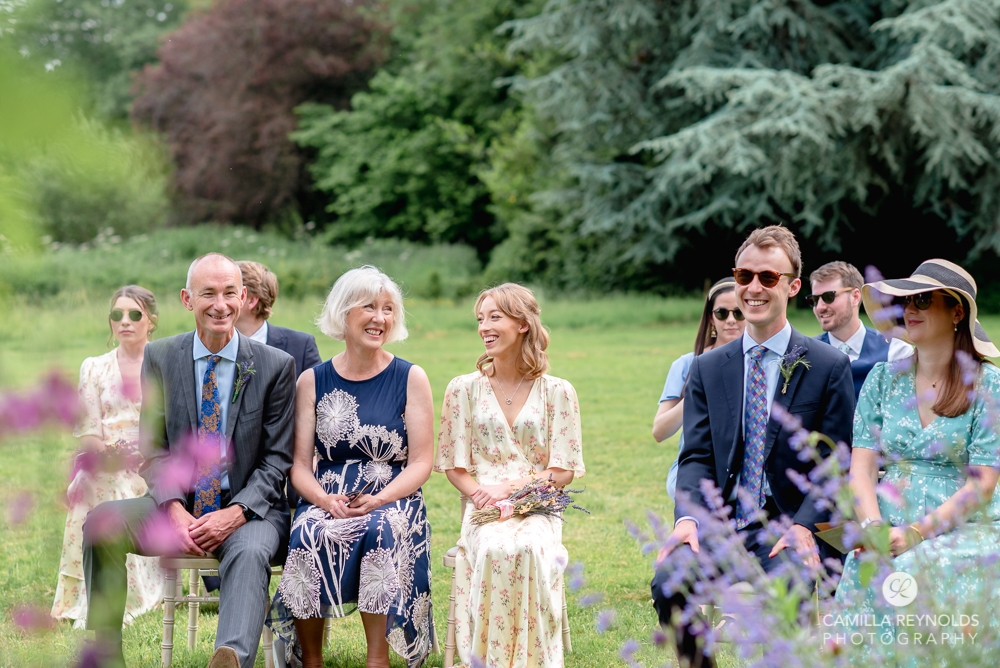 micro wedding ceremony cotswold photography