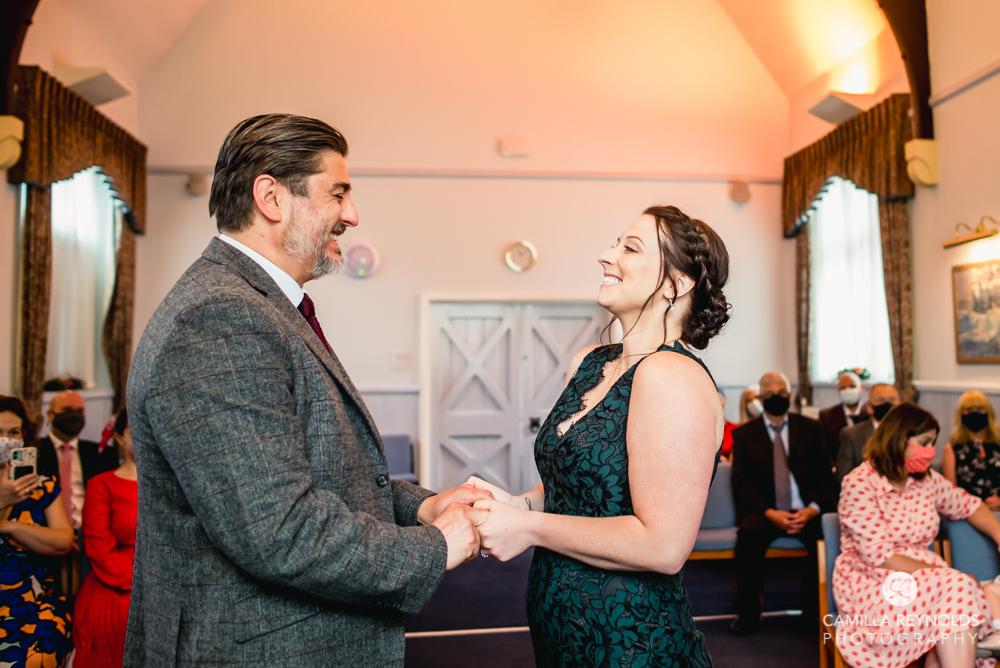 micro wedding stroud registry office gloucestershire