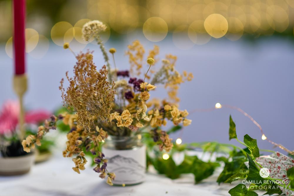 wedding details flowers table centerpiece