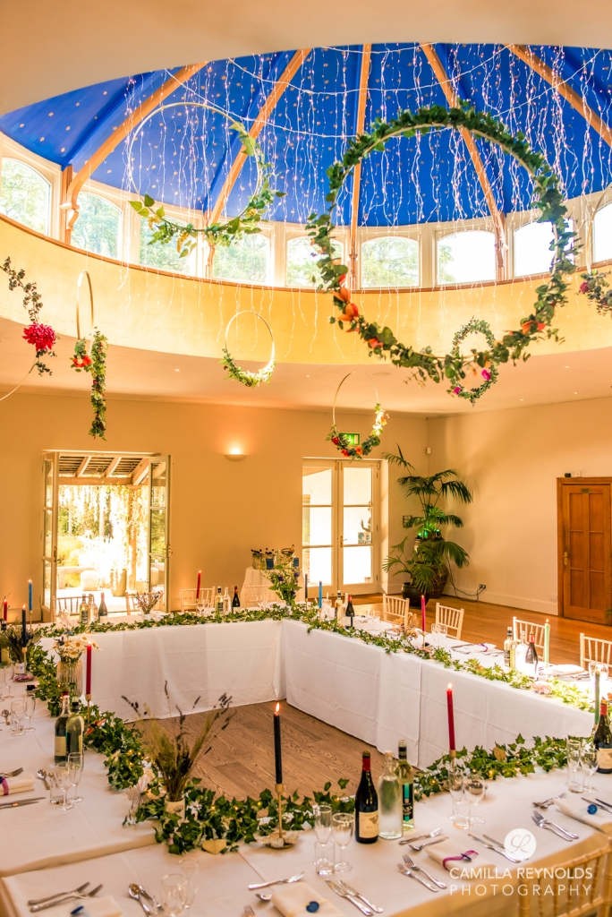 wedding flowers inspiration colourful florals cotswolds