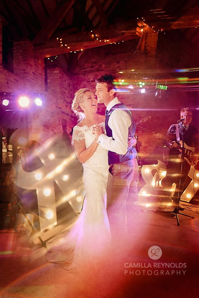 wedding first dance bright vibrant disco uk