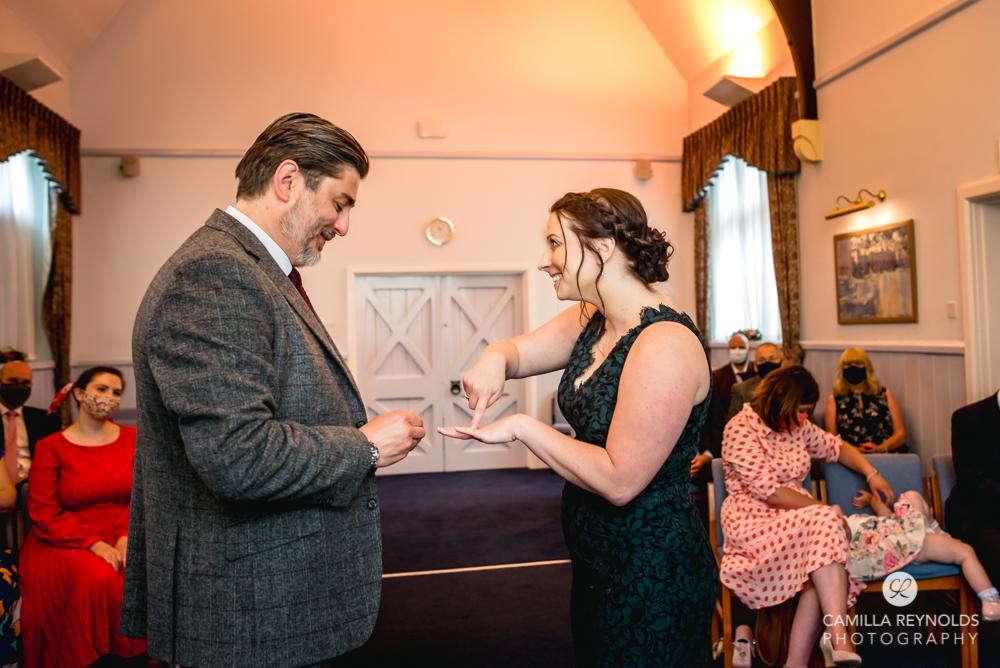 wedding ceremony stroud register office cotswolds venue