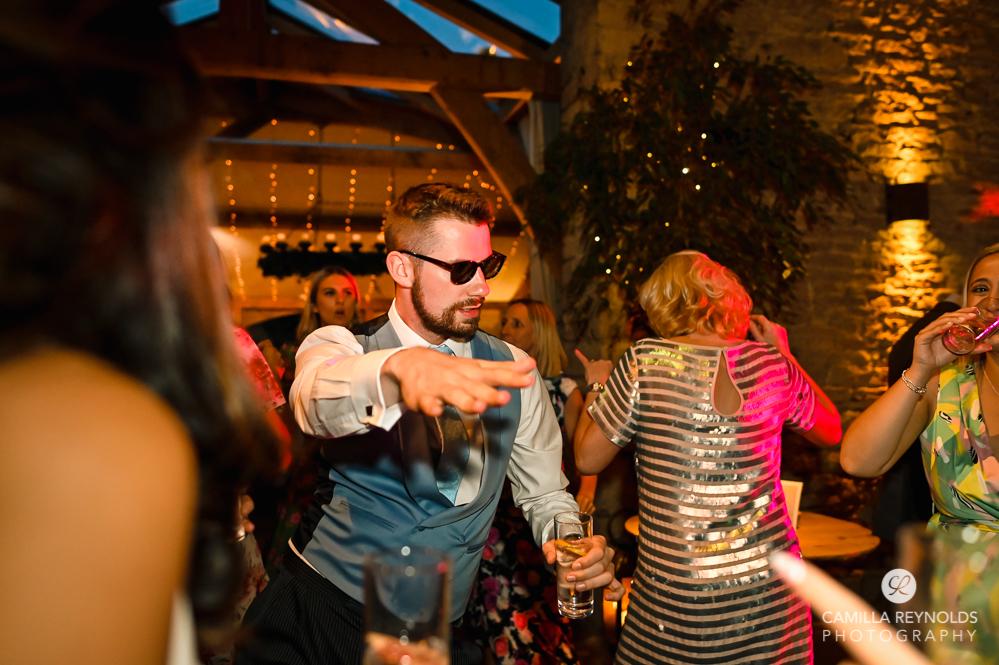 dancing cripps old gore stone barn wedding disco