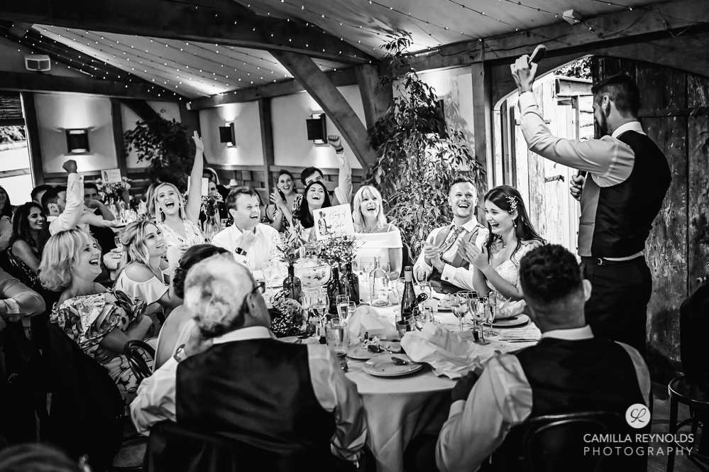 wedding speeches documentary l wedding photography uk