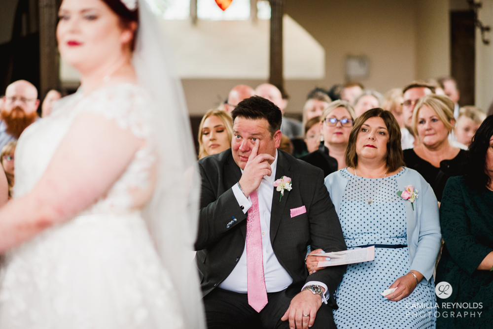 father of the bride emotional grafton manor wedding uk