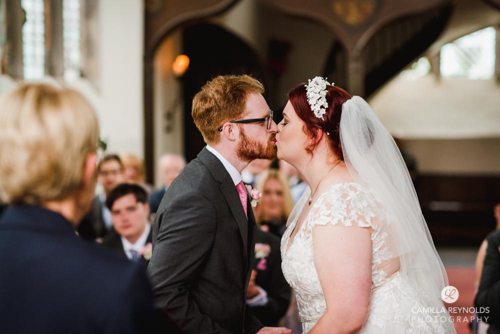 first kiss natural wedding photography uk