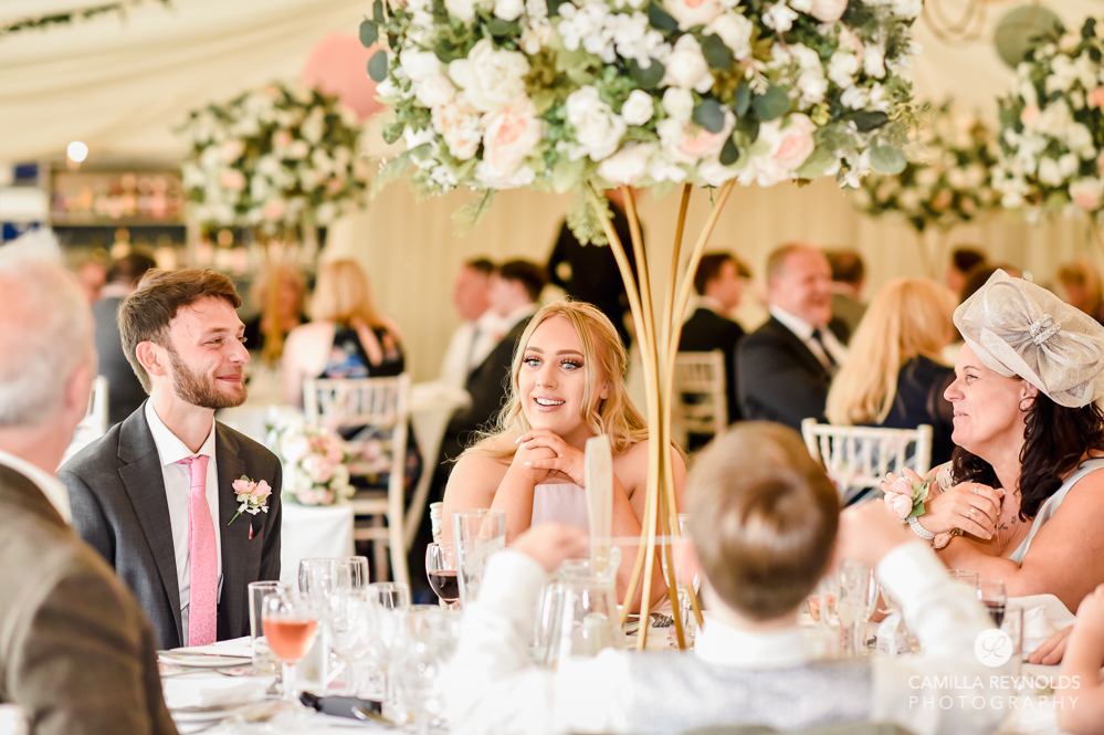 marquee wedding worcestershire photography Grafton manor