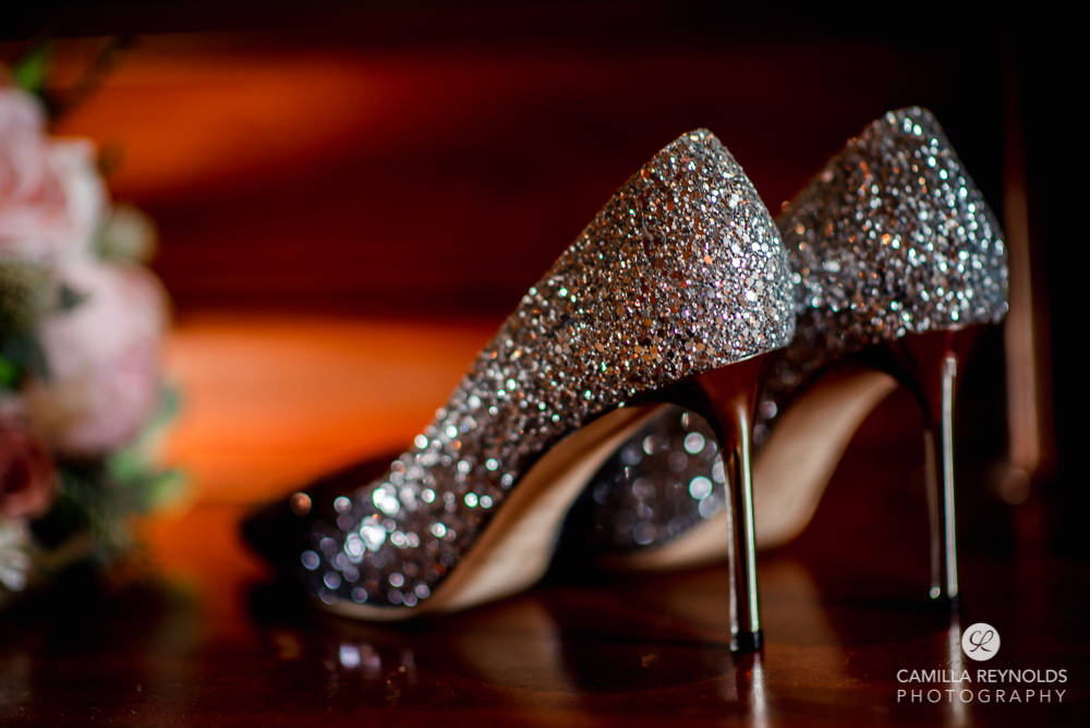 wedding sparkly shoes Jimmy Choo